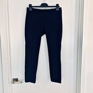 J. Crew Minnie ankle pant (Navy, size 6)